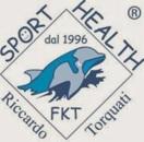 Riccardo Torquati Fisioterapista FIGC Arbitri di calcio Serie A. Titolare del centro. Roma