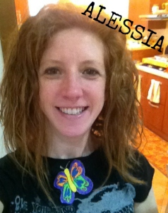 Alessia per #tiroideinprimopiano