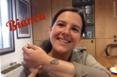 Bianca per #tiroideinprimopiano