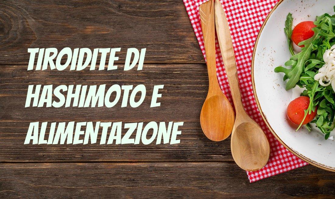 hashimoto e alimentazione