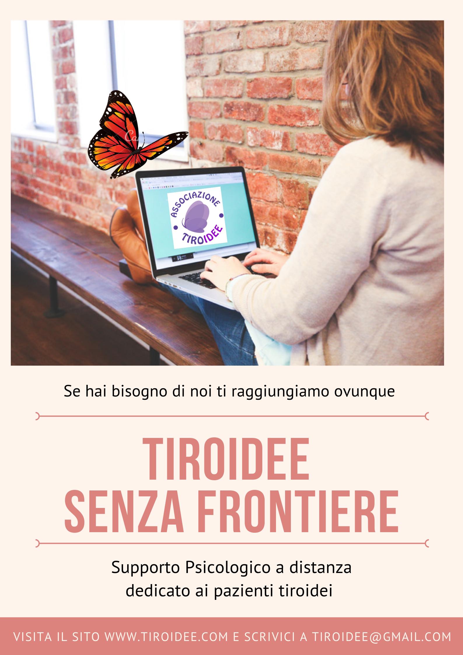 Tiroidee senza frontiere